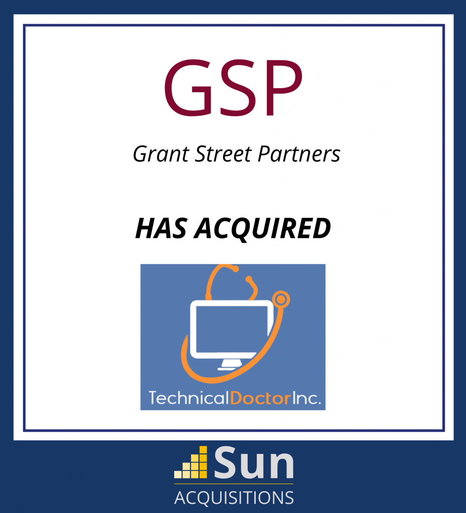 Grant Street Partners Acquired TechnicalDoctor, Inc.
