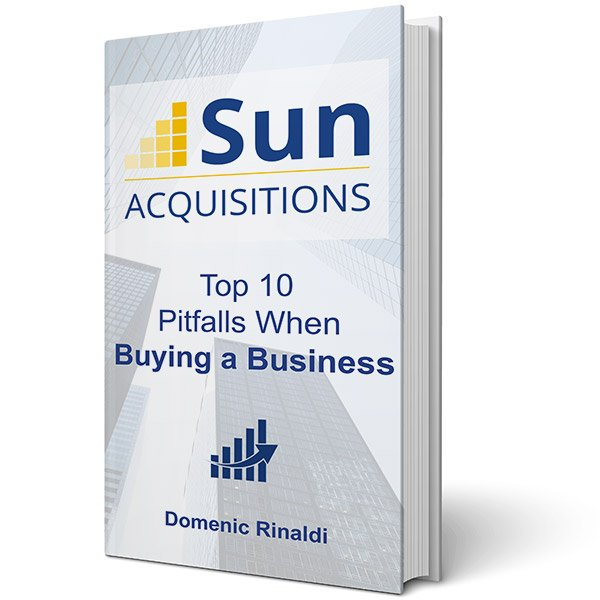 Top 10 Pitfalls When Buying a Business