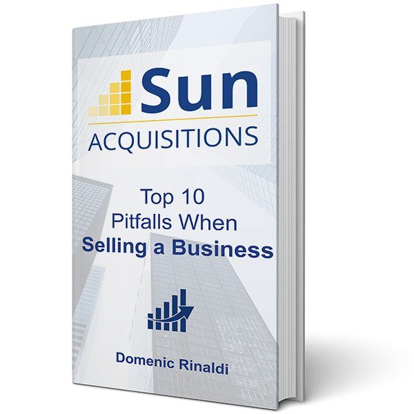 Top 10 Pitfalls When Selling a Business