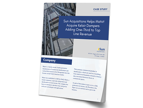 Business Acquisition Case Study