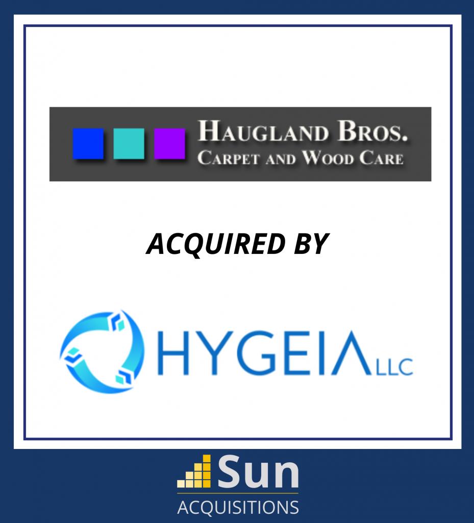 Haughland Bros Carpet & Wood Care