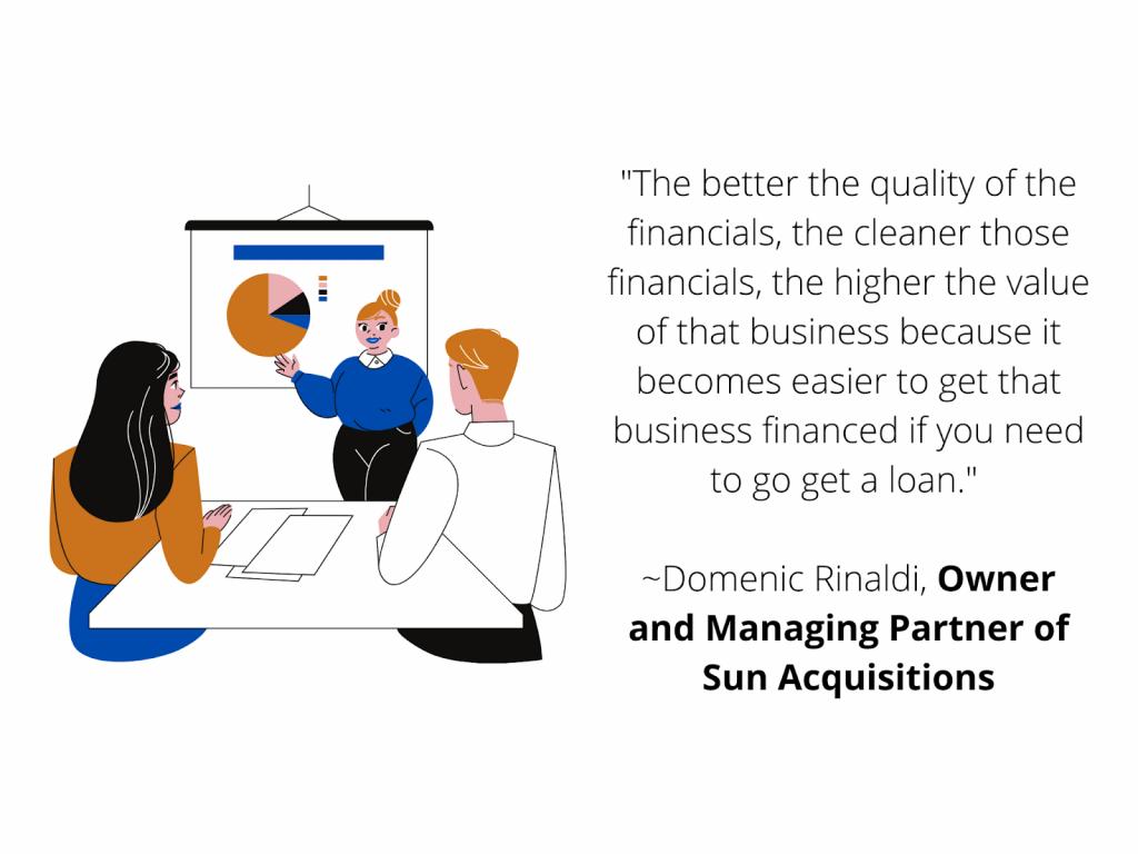 Business Value Drivers #1 Financials