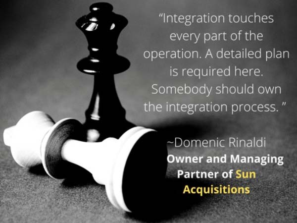 Have a Post-Transaction Integration Plan when Buying a Business